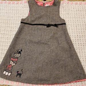 Gymboree toddler girl wool jumper. Sz 5